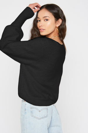 Tate Sweater - Black