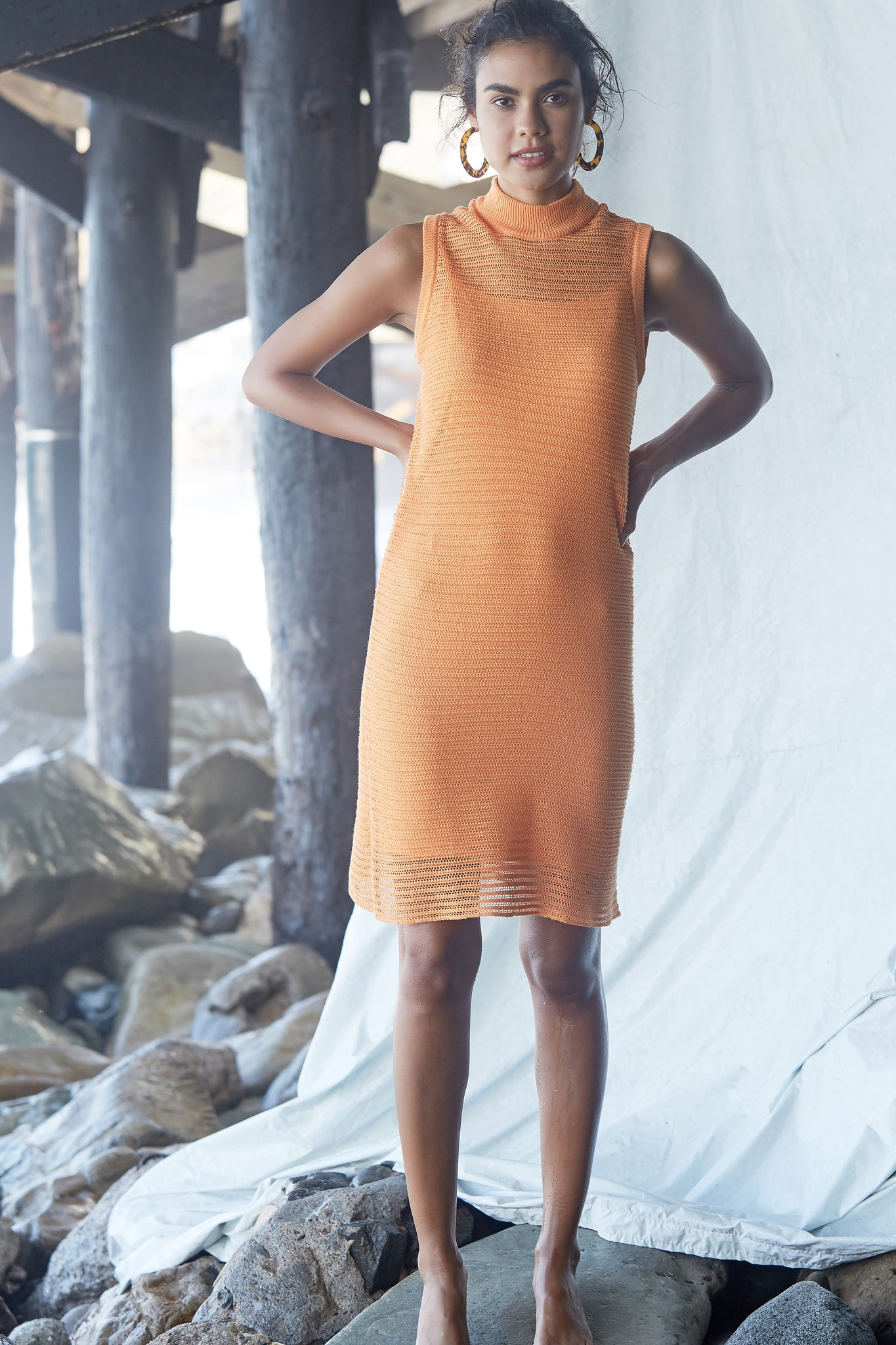 Toba Dress - Marigold