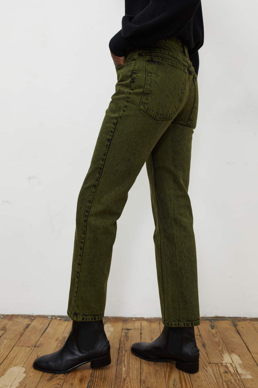 New Norm Pant-olive