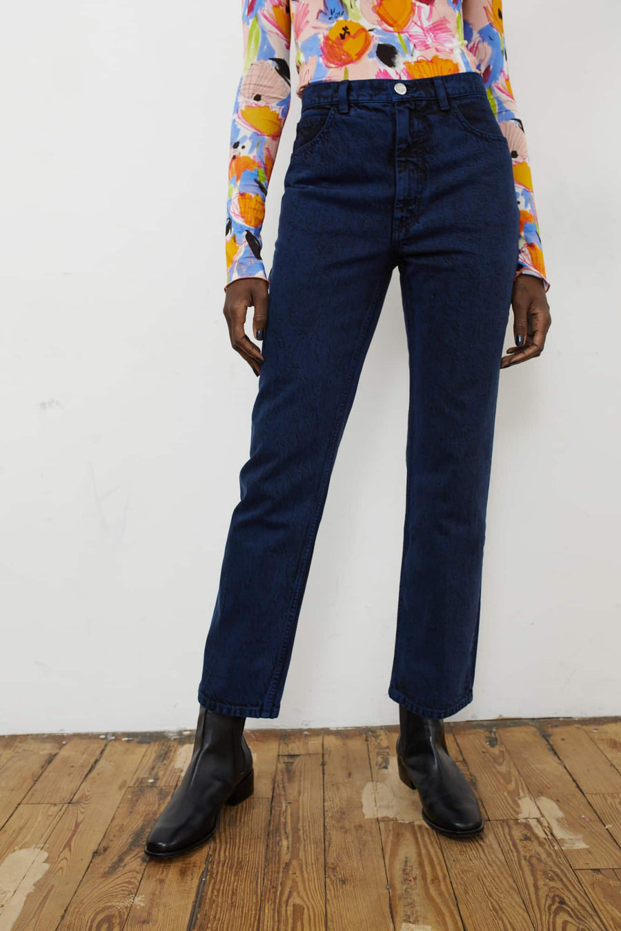 New Norm Pant-navy