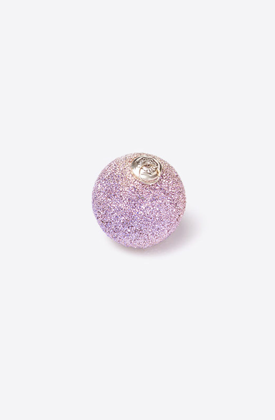 Warm Tone Sparkle Ball Ornament-multi