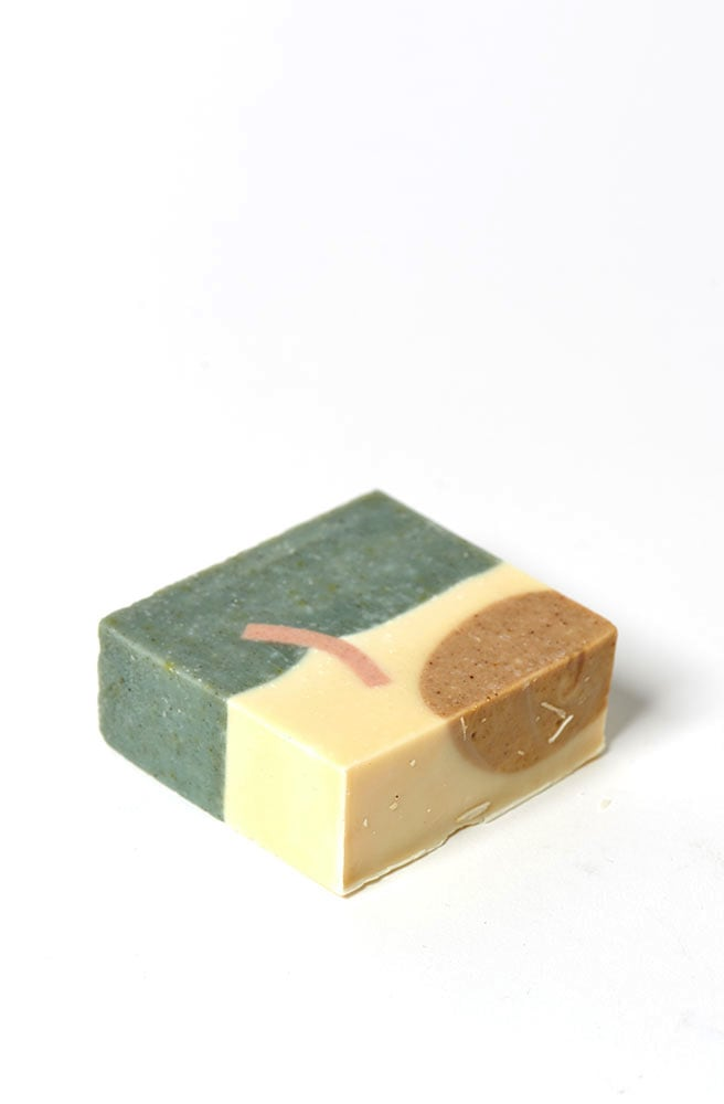 ChaCha Tea Tree Camphor Soap-tea tree camphor