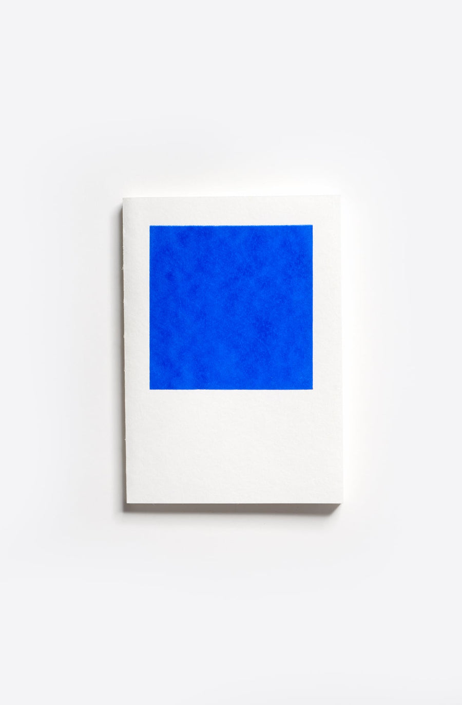 Square Notebook-blue square