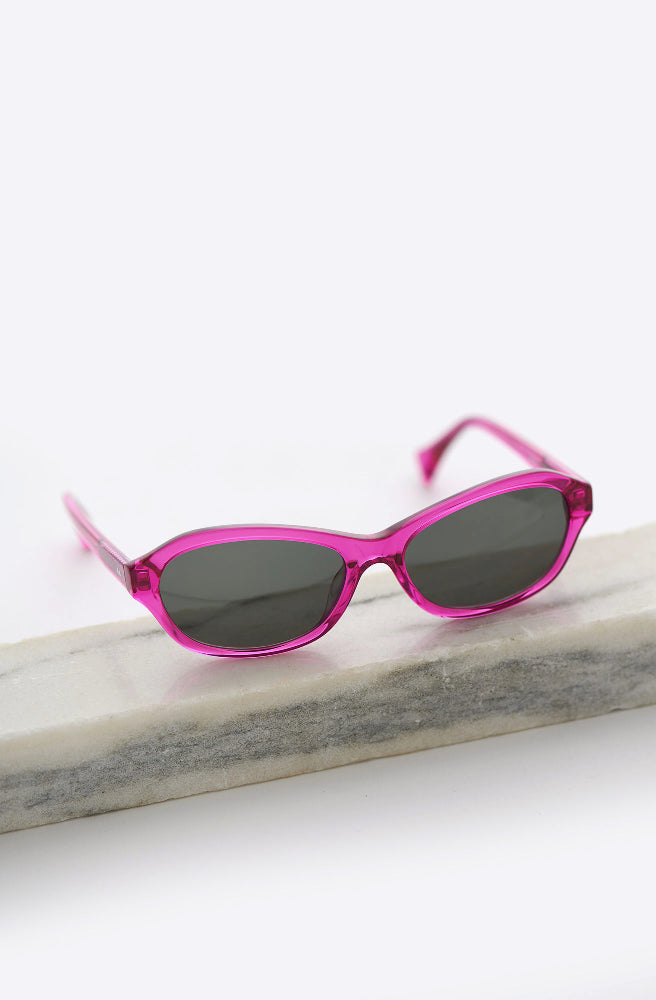 Wesley Sunglasses-pink sapphire