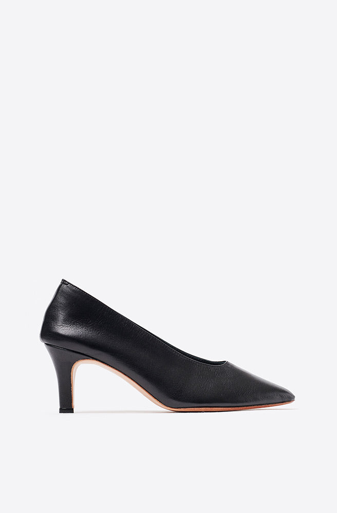 Party Heel-black