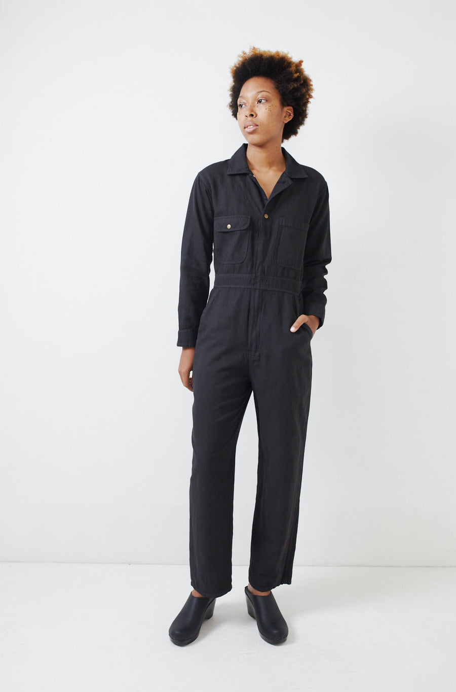 Totumo Jumpsuit-black