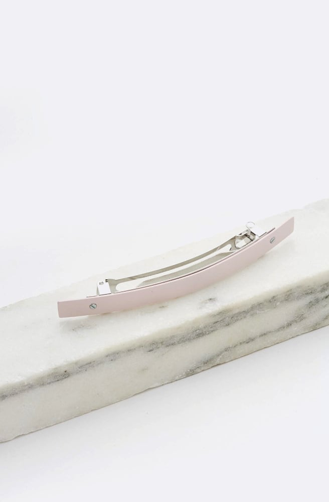 Barrette 021 XL-powder pink