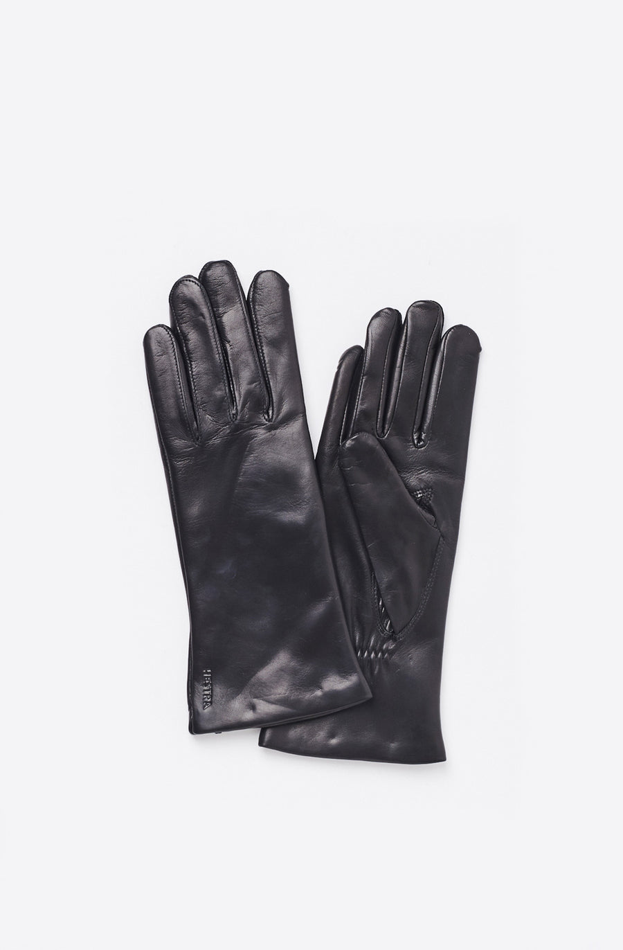 Elisabeth Leather Glove-black