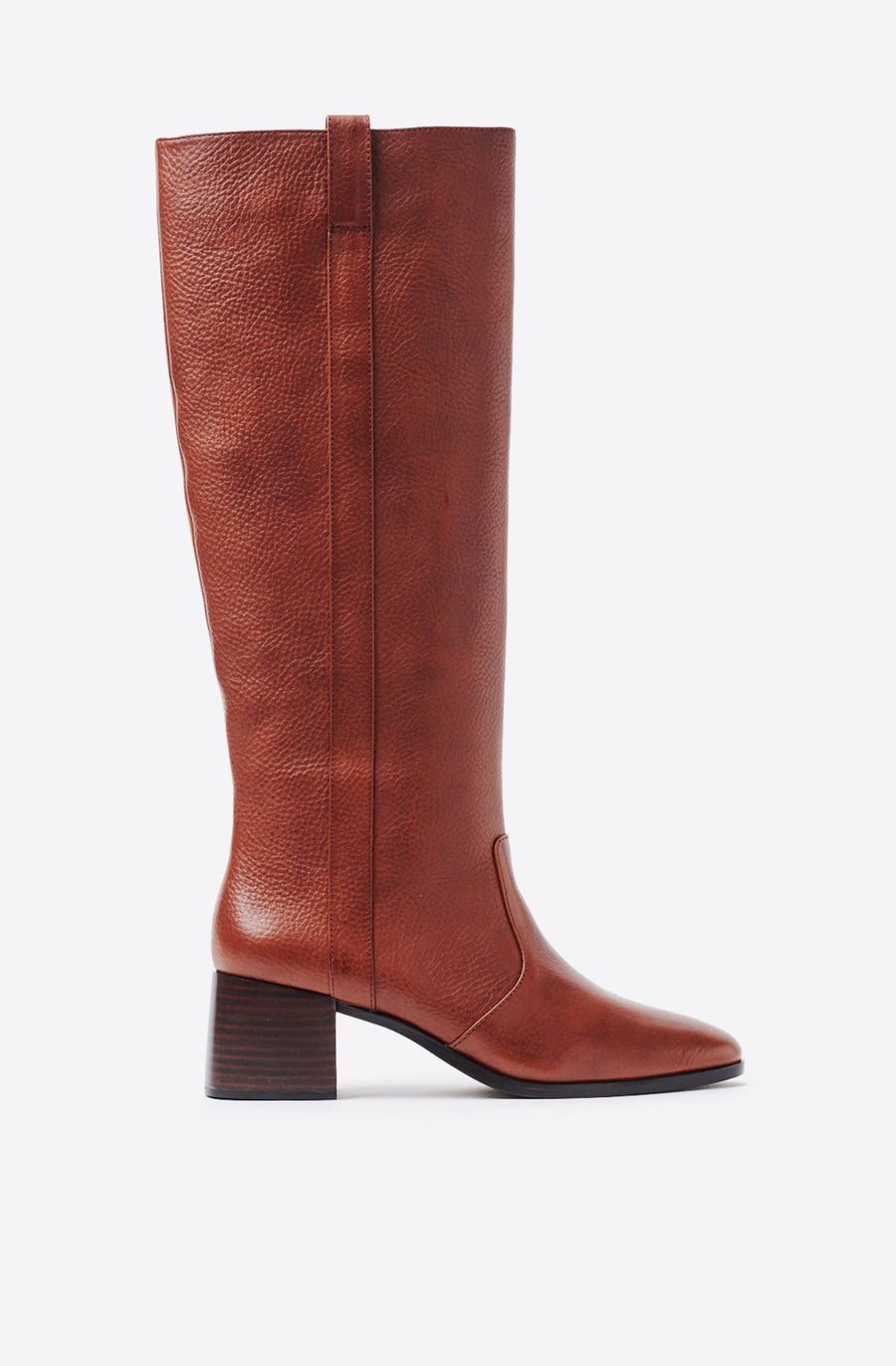 Ryan Tall Boot-cognac