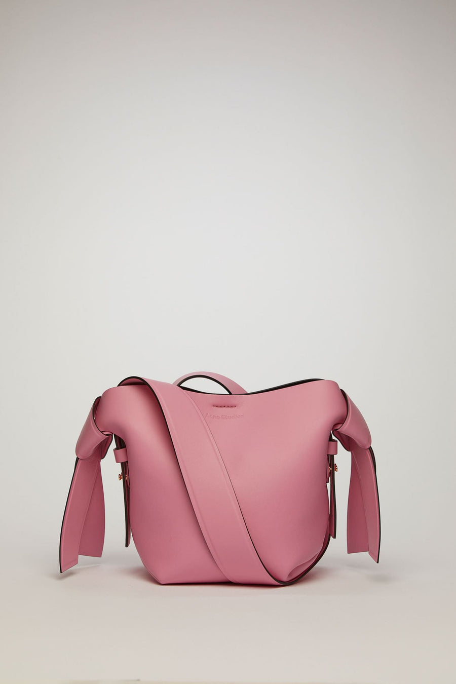 Musubi Mini Bag-pink/black