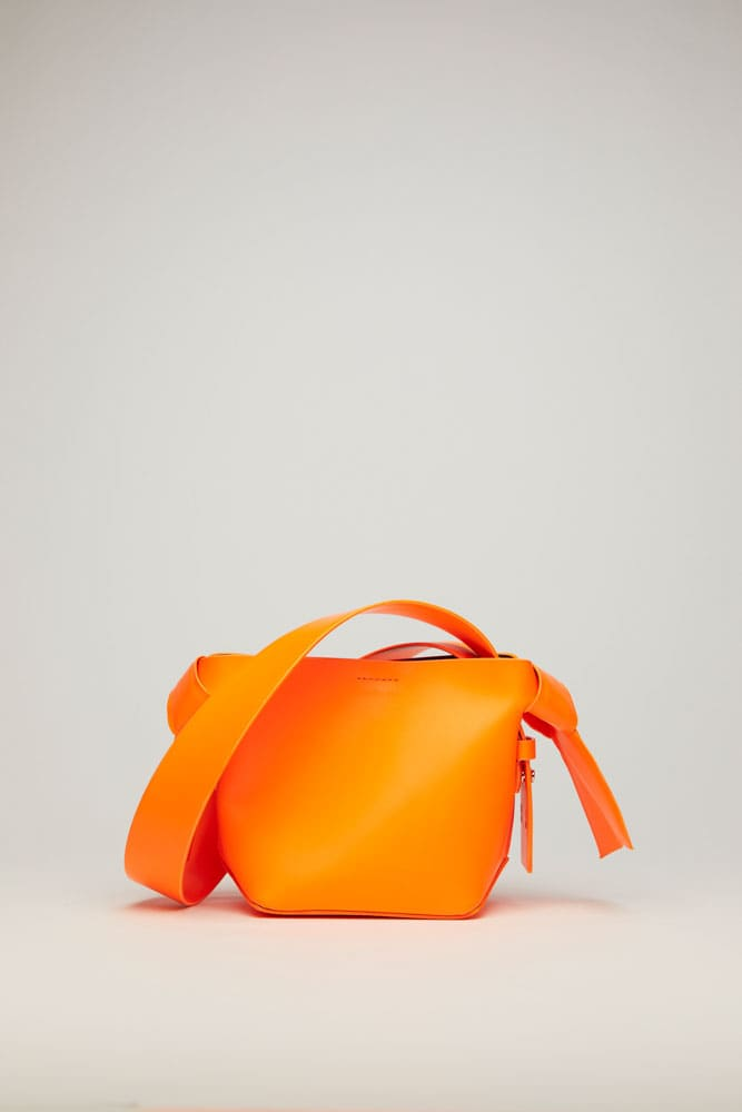 Musubi Micro Fluo Bag-fluo orange