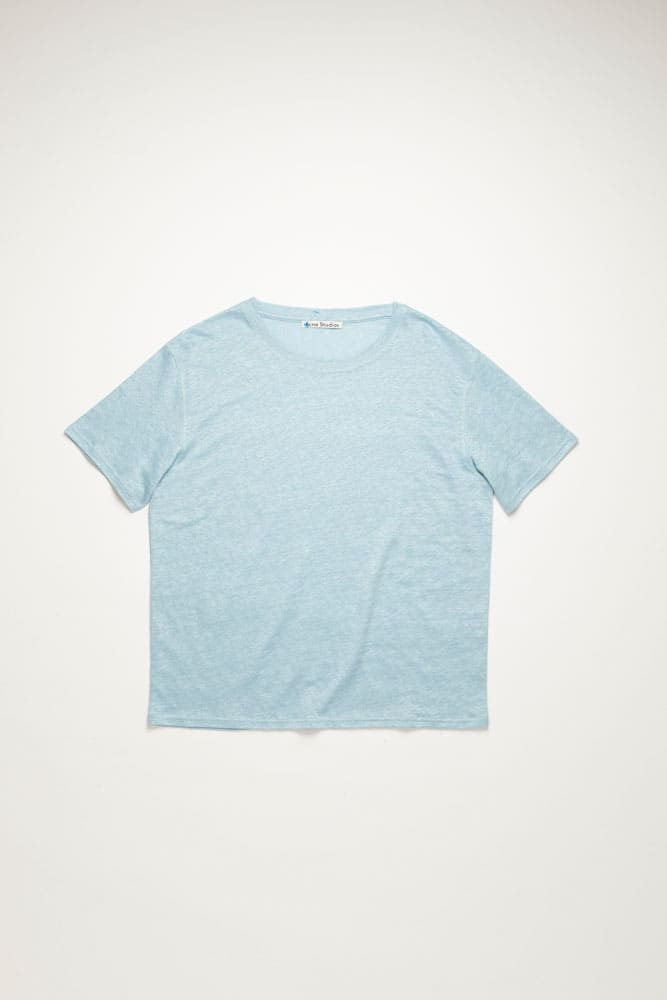 Ember T-Shirt-powder blue