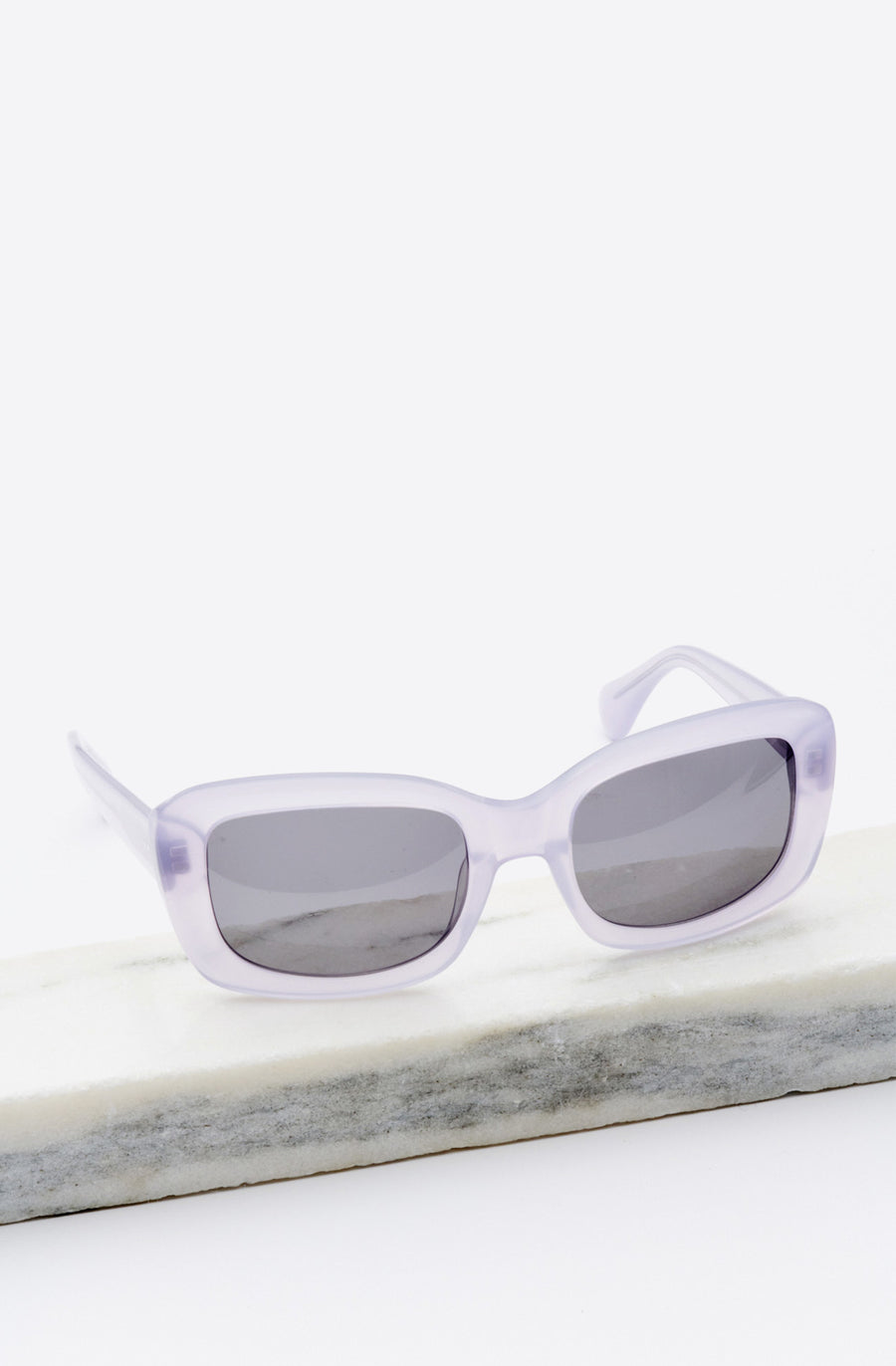 Junior Sunglasses-milky lavender