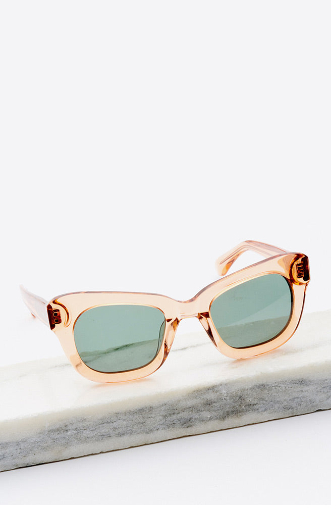 Ethan Sunglasses-pale orange