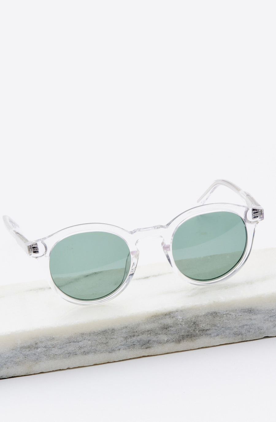 Zinedine Sunglasses-crystal