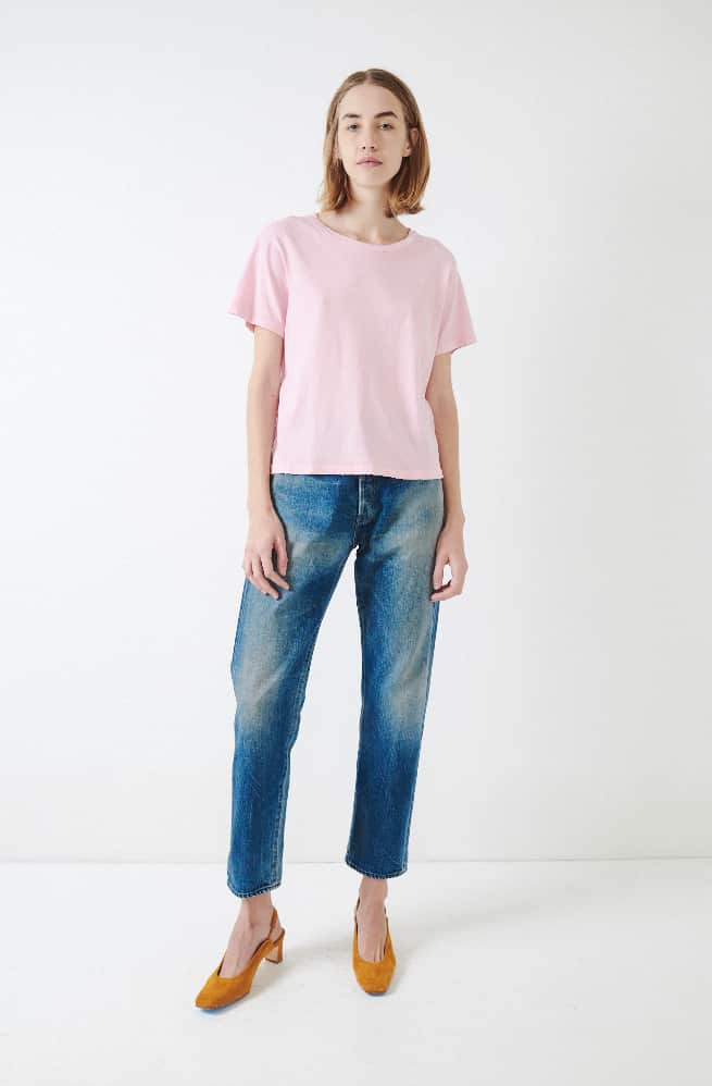 Classic Tee-faded pink