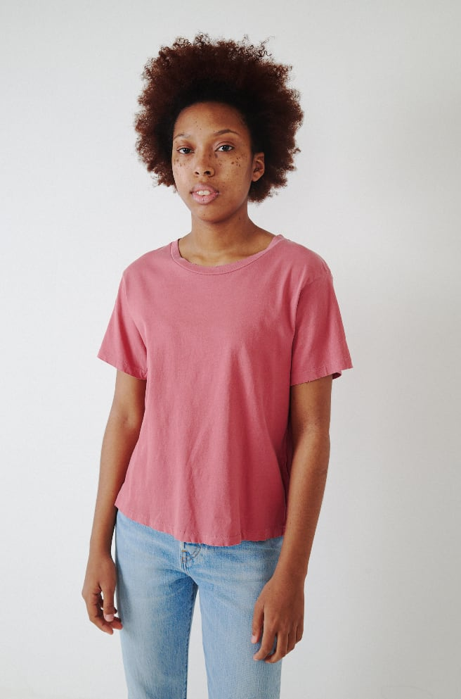 Classic Tee-washed red