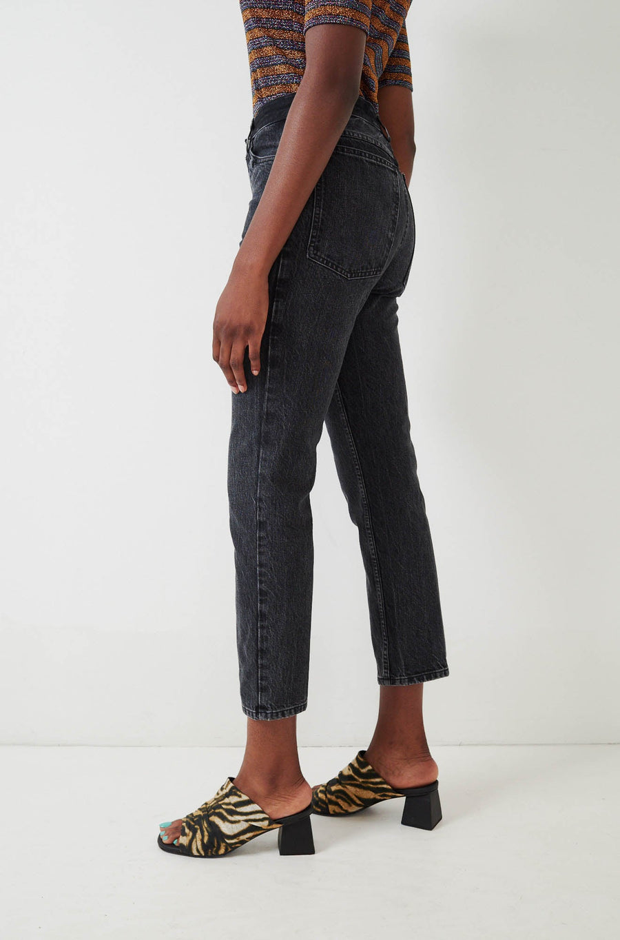 Tesoro Pant-washed black