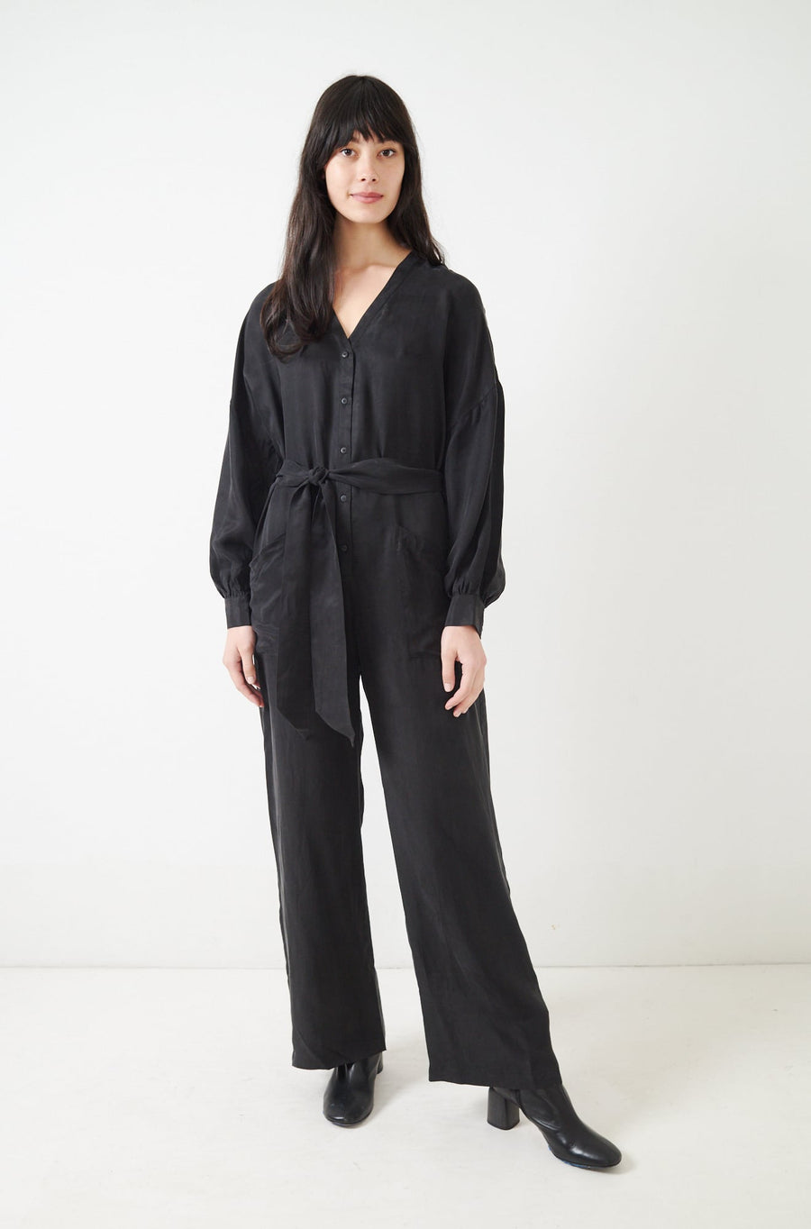 Sorata Jumpsuit-black