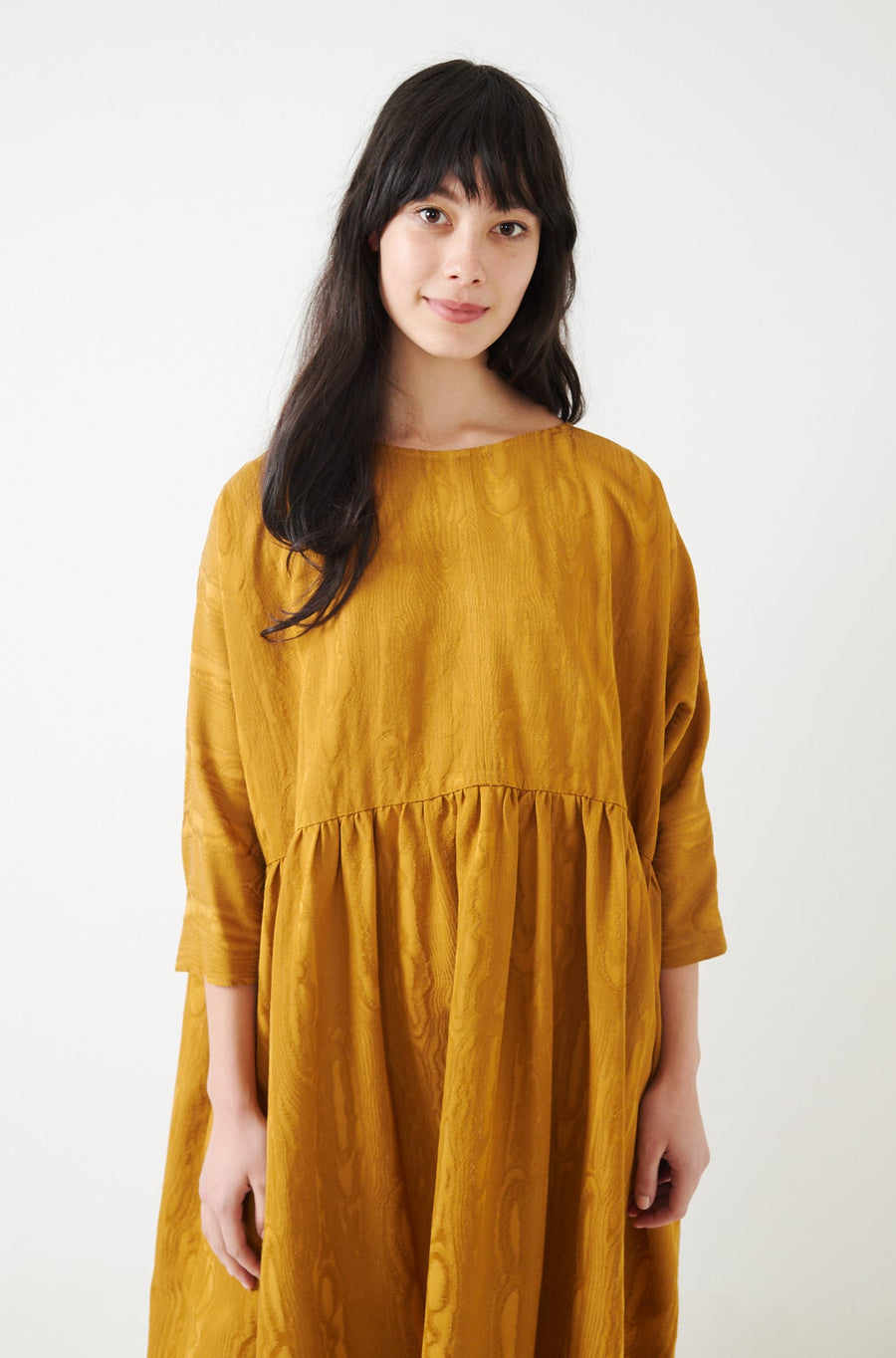 Oust Dress-gold