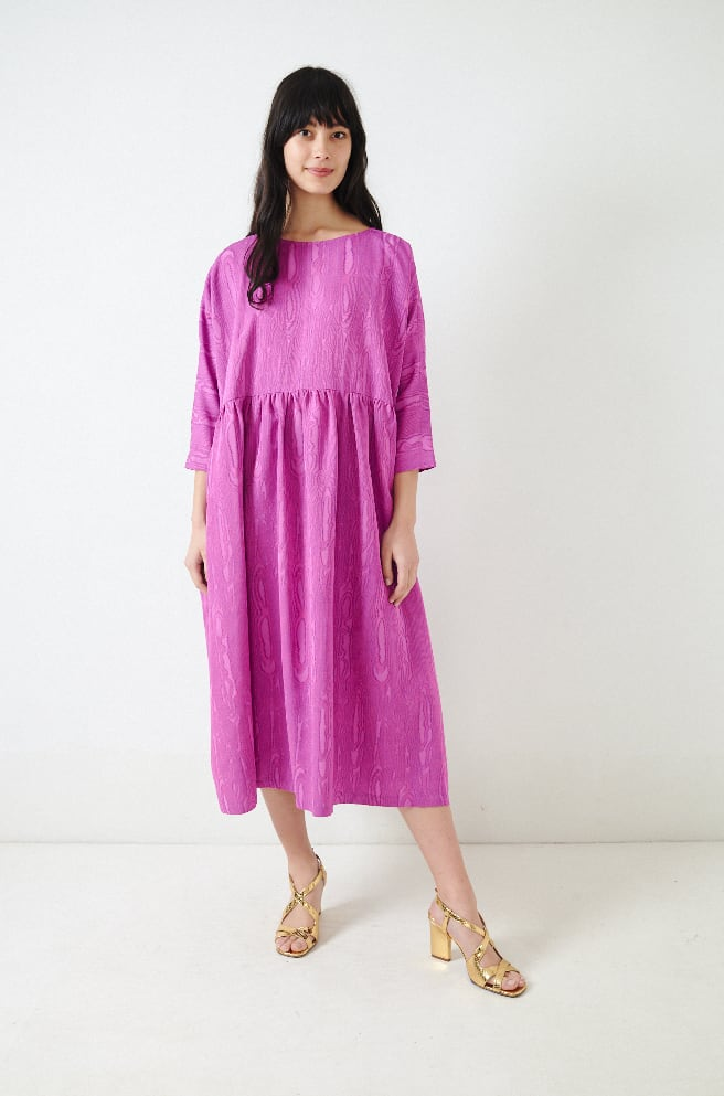 Oust Dress-orchid