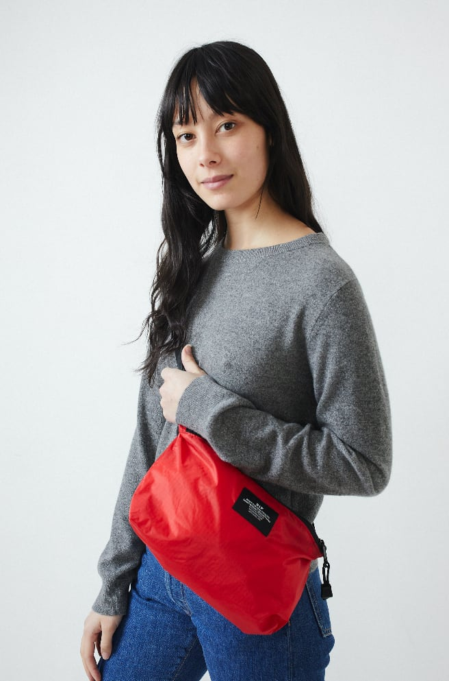 Fannypack Crossbody-red