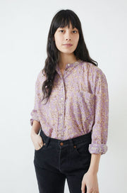 Mexika Top-lilac