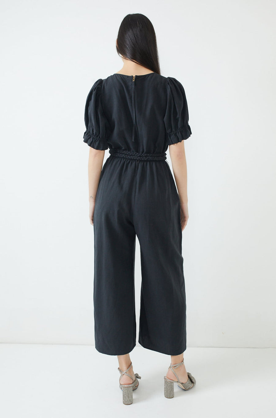 Chabrol Jumpsuit-black