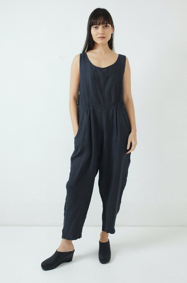 Overall-faded black
