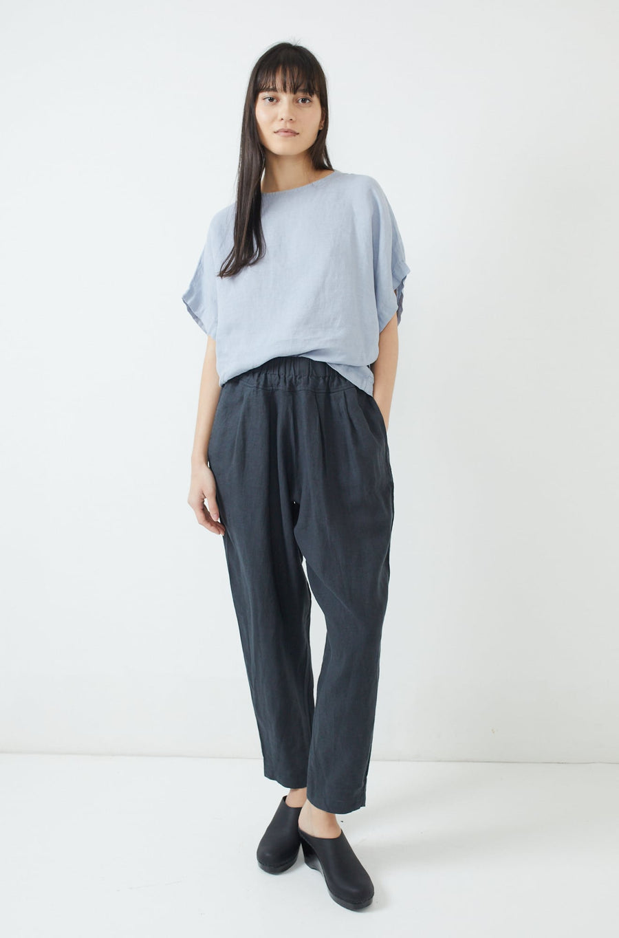 Carpenter Pant-faded black