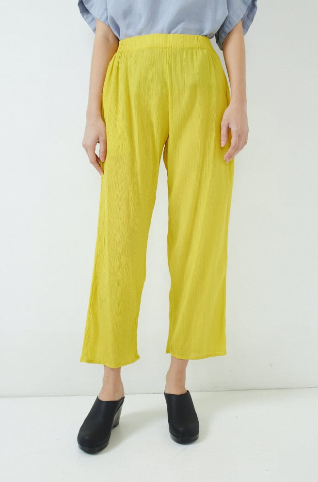 Easy Pants-yellow