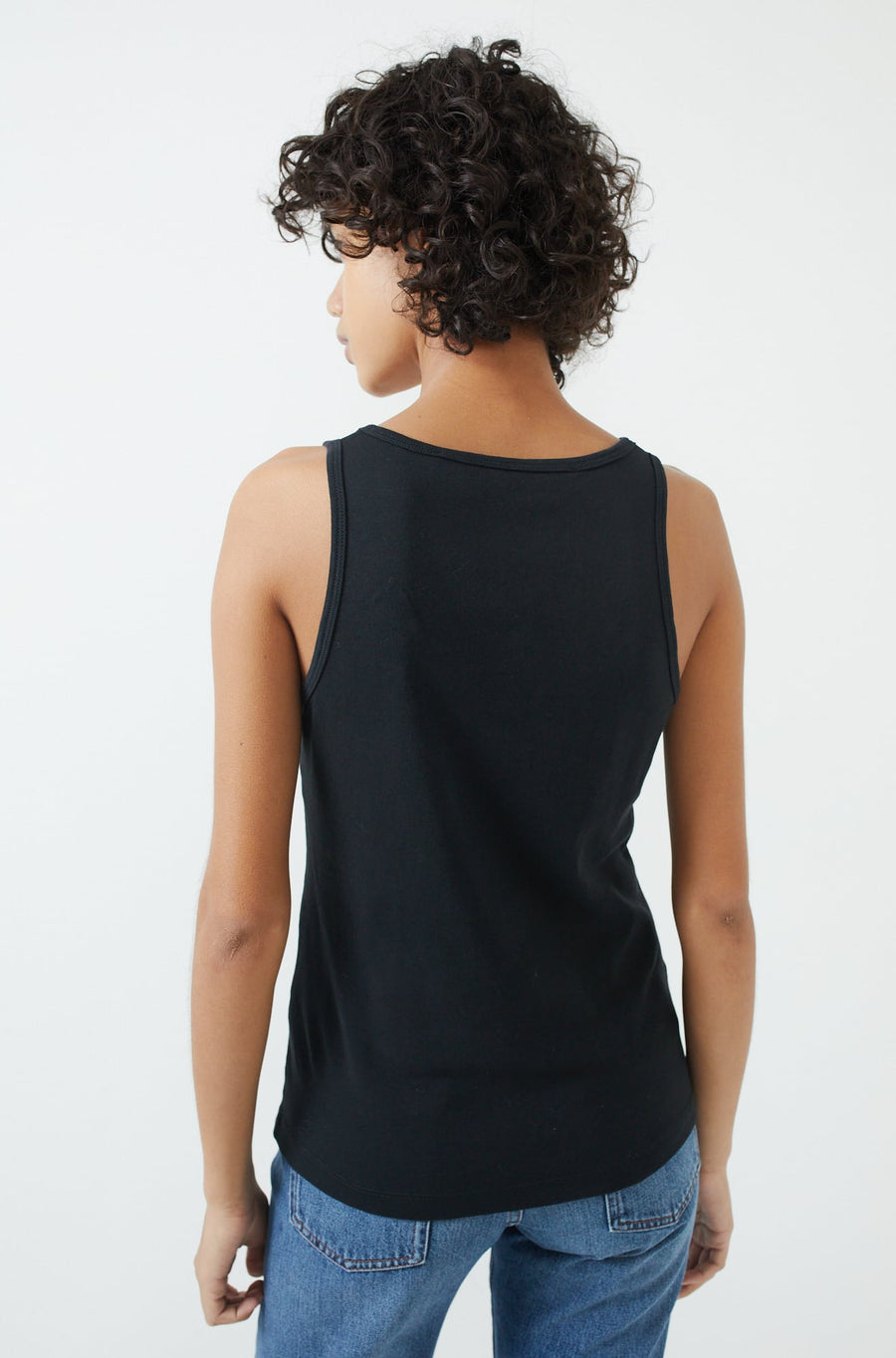New Perfect Tank-black