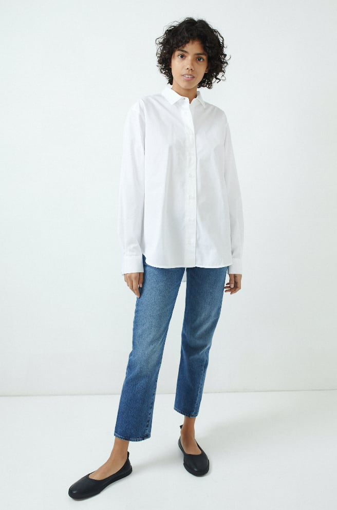 Capri Shirt-white