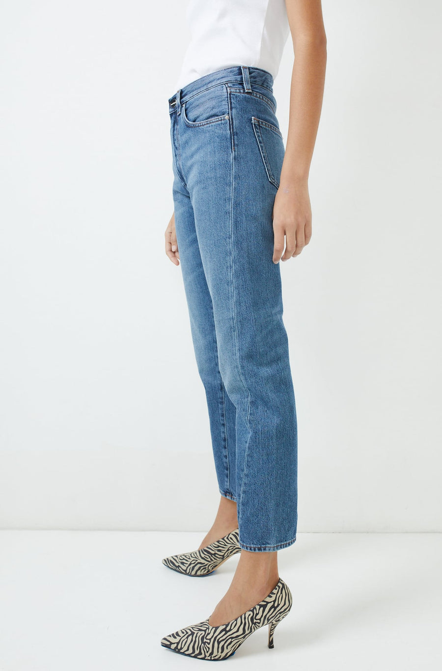Original Jeans-washed blue