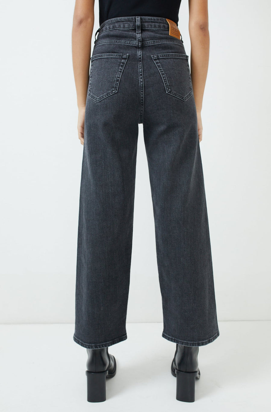 Flair Jeans-grey wash