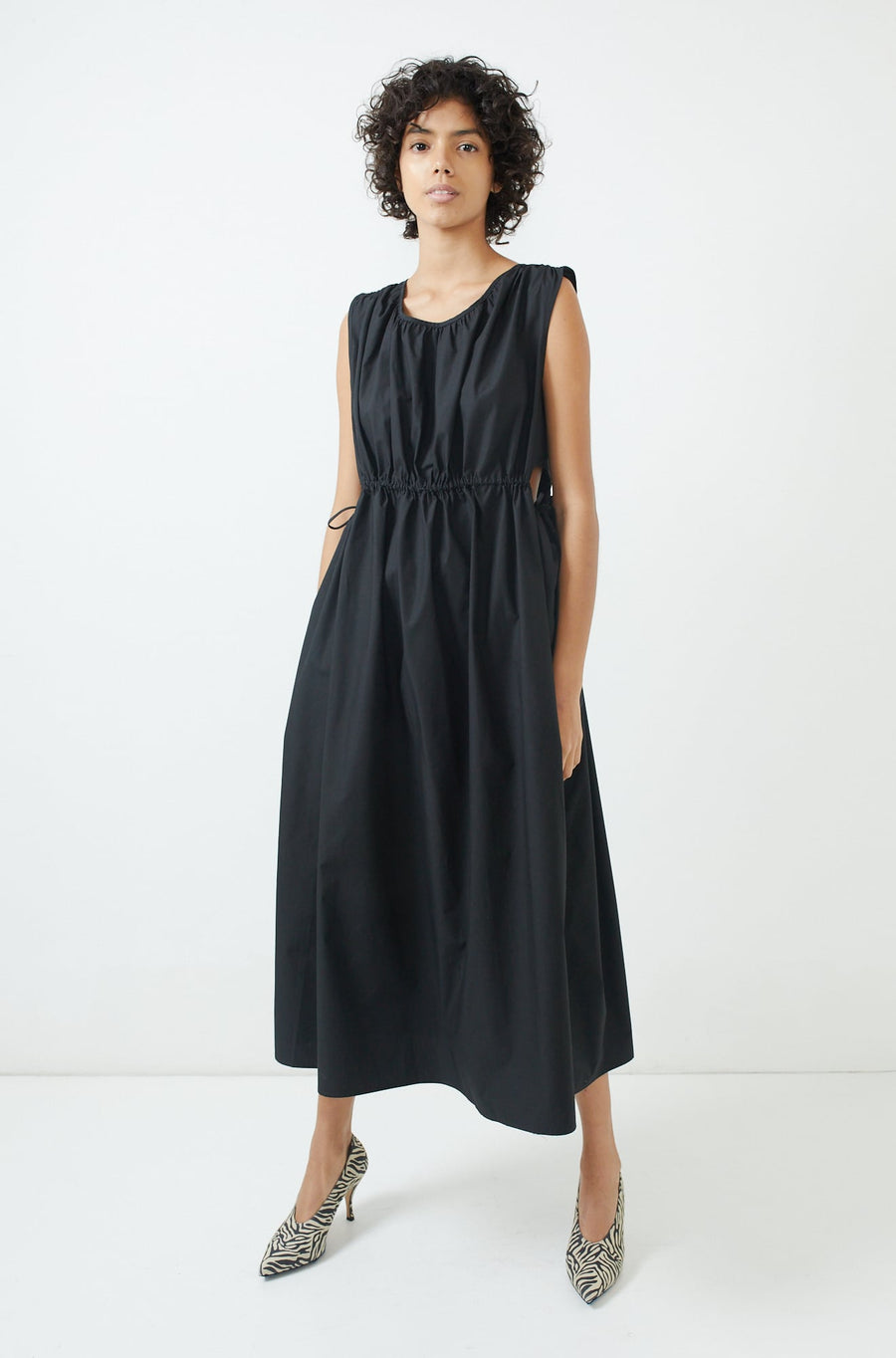 Goa Dress-black