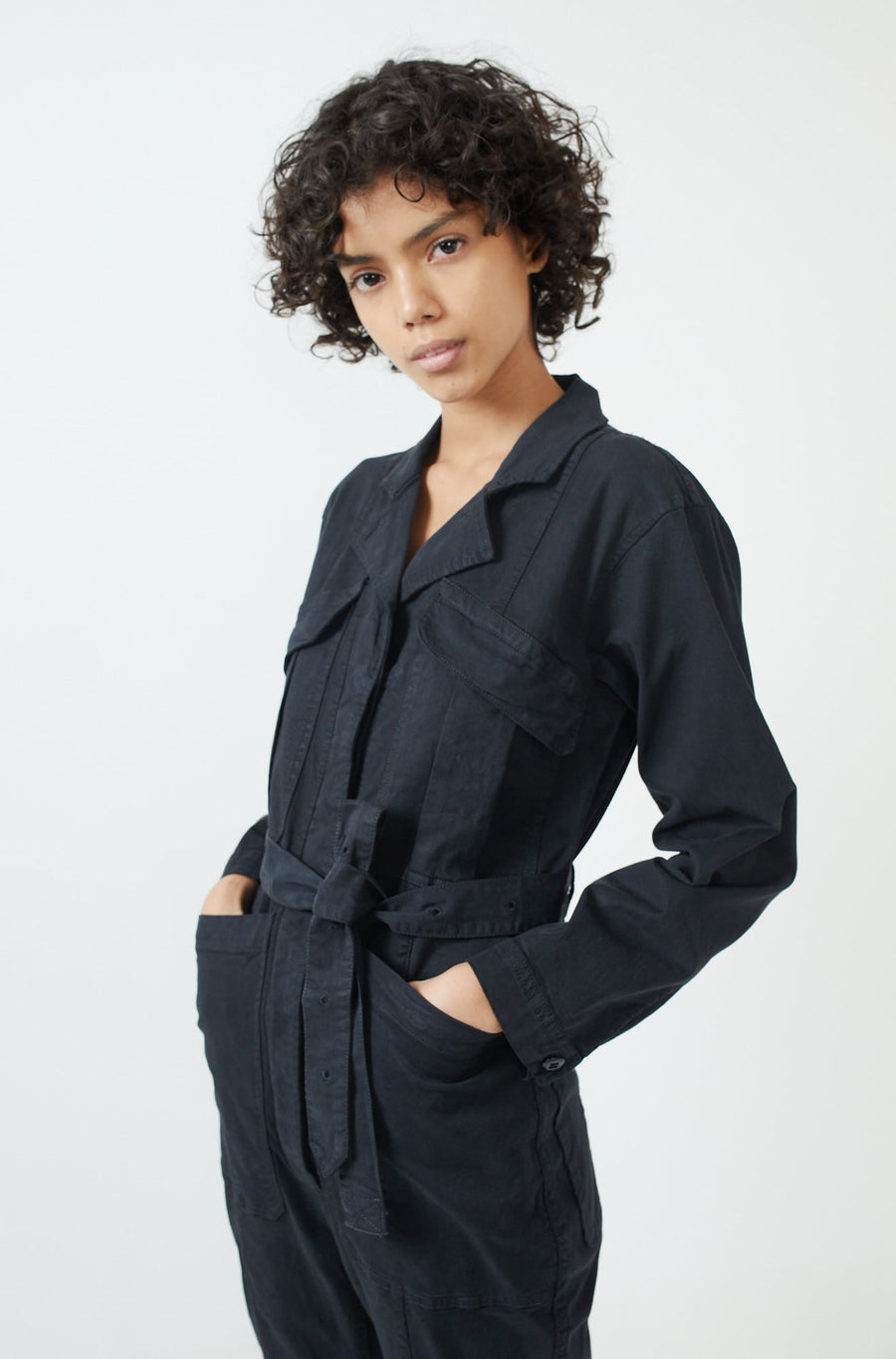 Expedition Jumpsuit-black