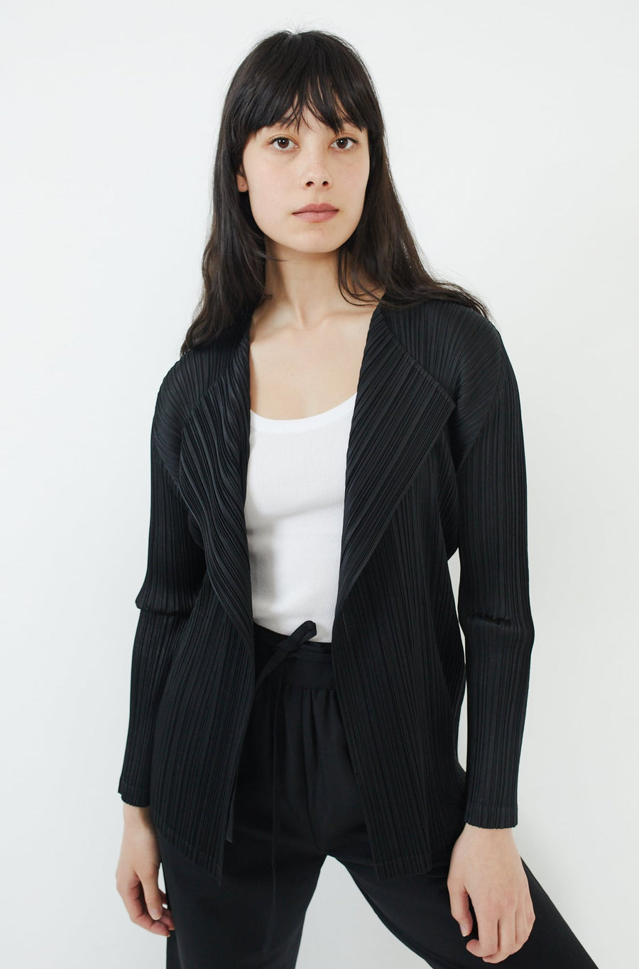 Monthly Colors Jacket-black