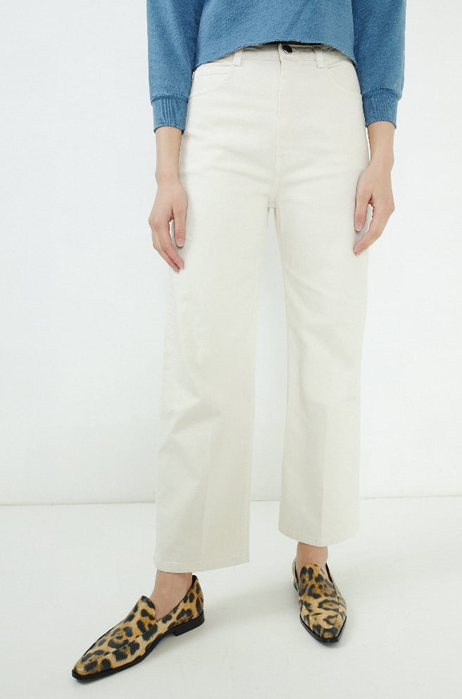 Pennon Pant-dirty white