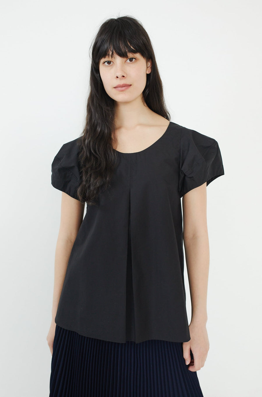 Elena Blouse-black