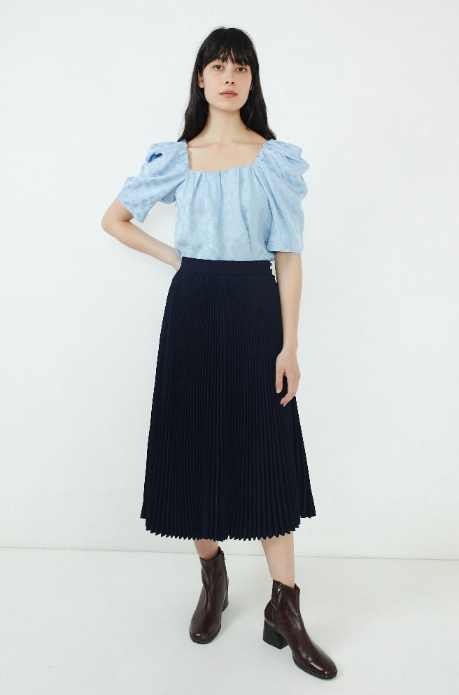 Rossi Skirt-navy