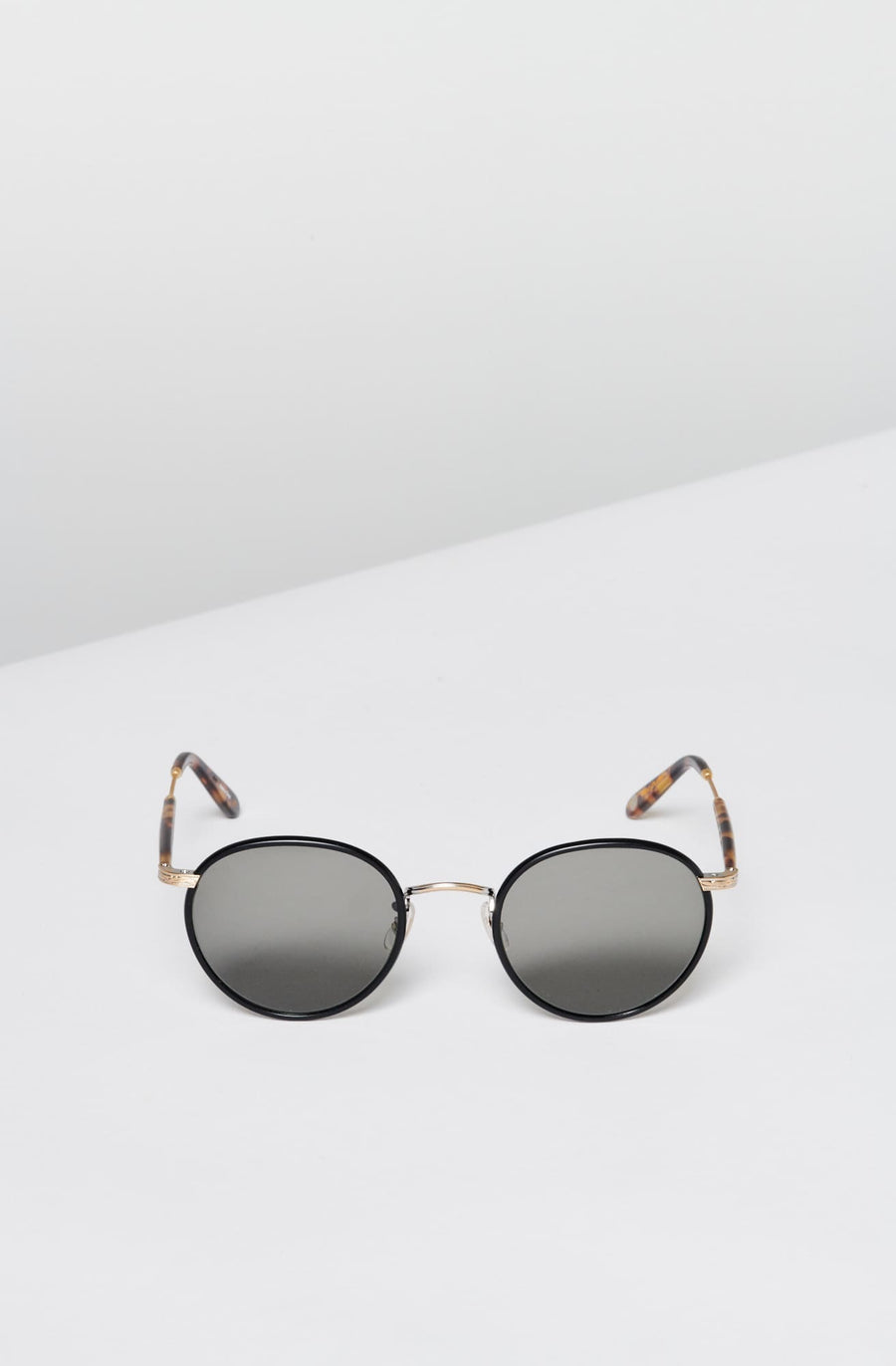 Wilson 49 Sunglasses-black-matte spotted tortoise/pure grey