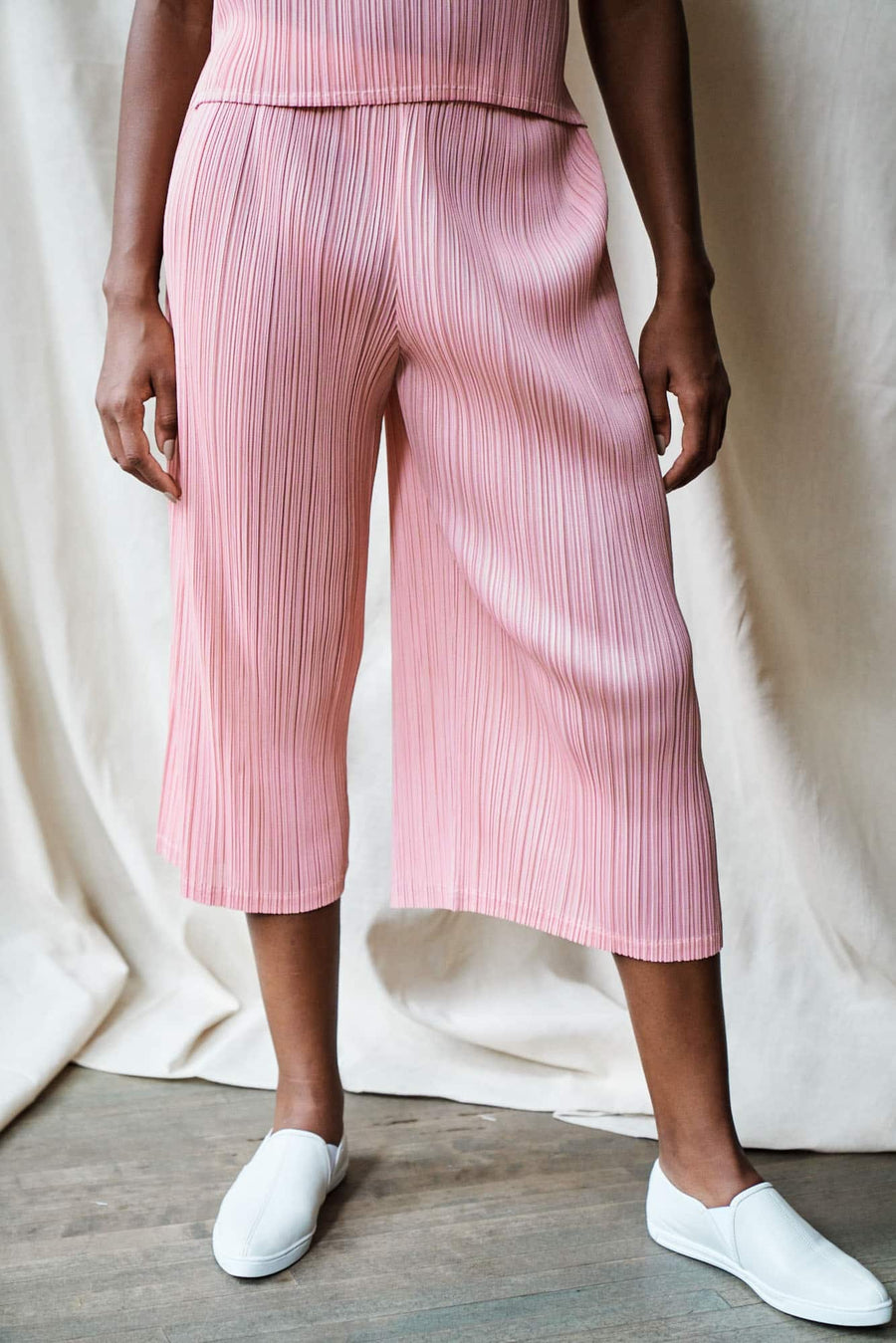 Monthly Colors Pants-light pink