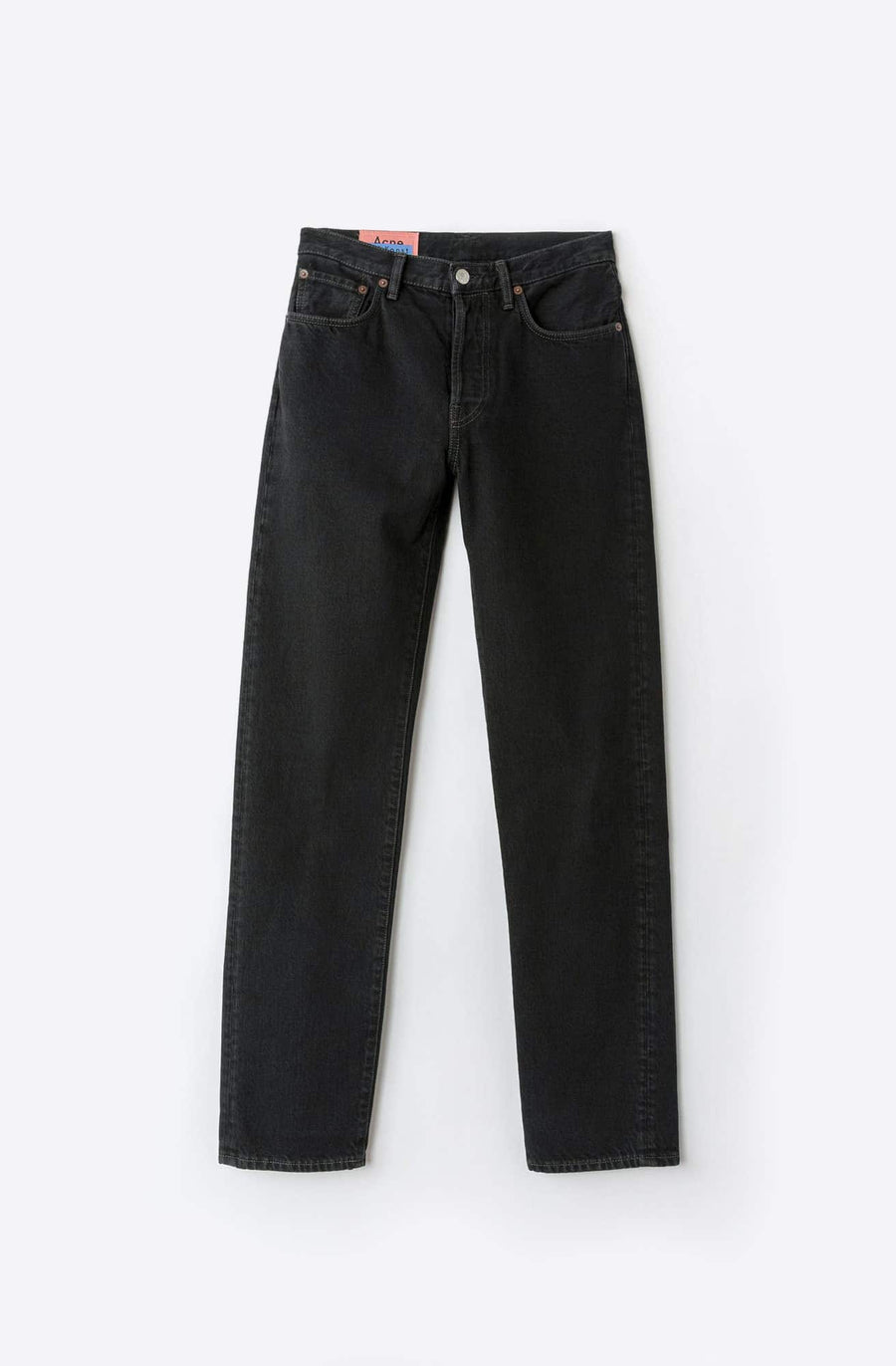 1997 Overdyed Jean-black