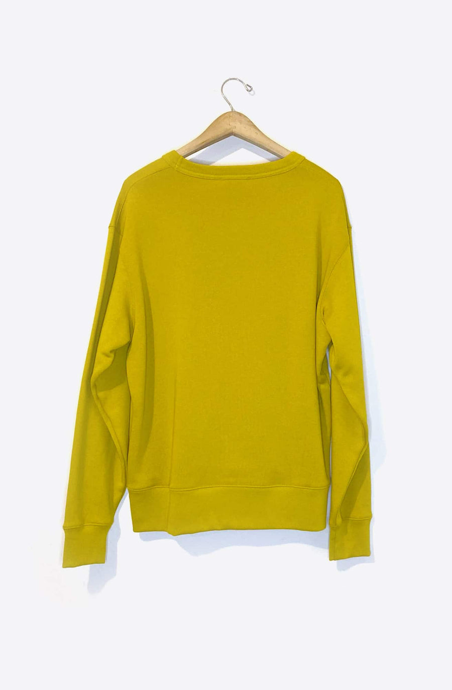 Fairview Sweatshirt-yellow