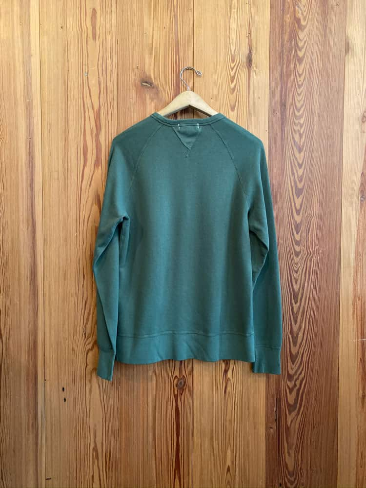 Standard Lightweight Sweatshirt-faded spruce