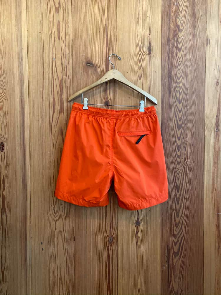 Tech Shorts-red