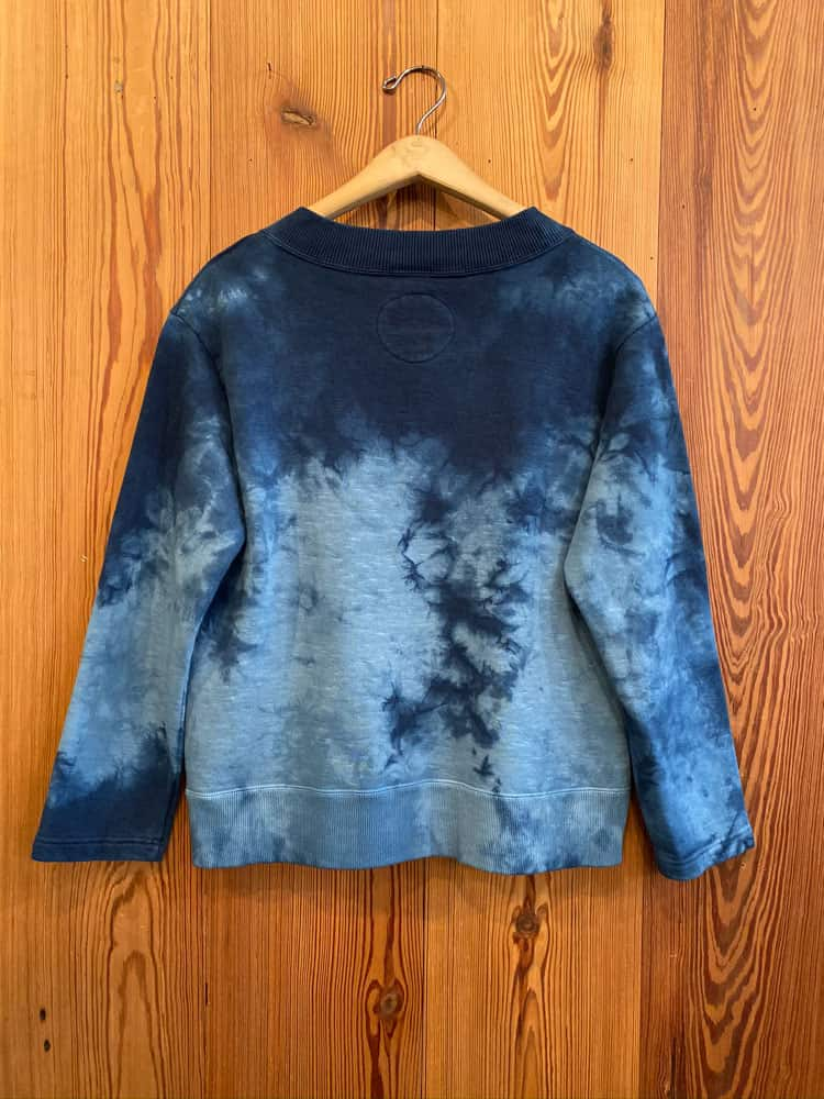 Sub Sweat Pullover-blue