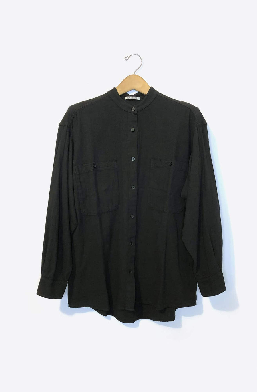 Meca Shirt-dark grey