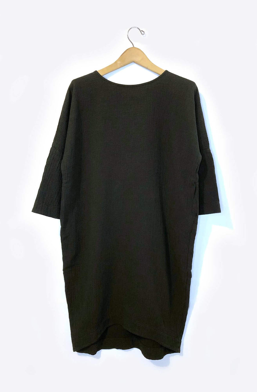 Bud Dress-dark grey
